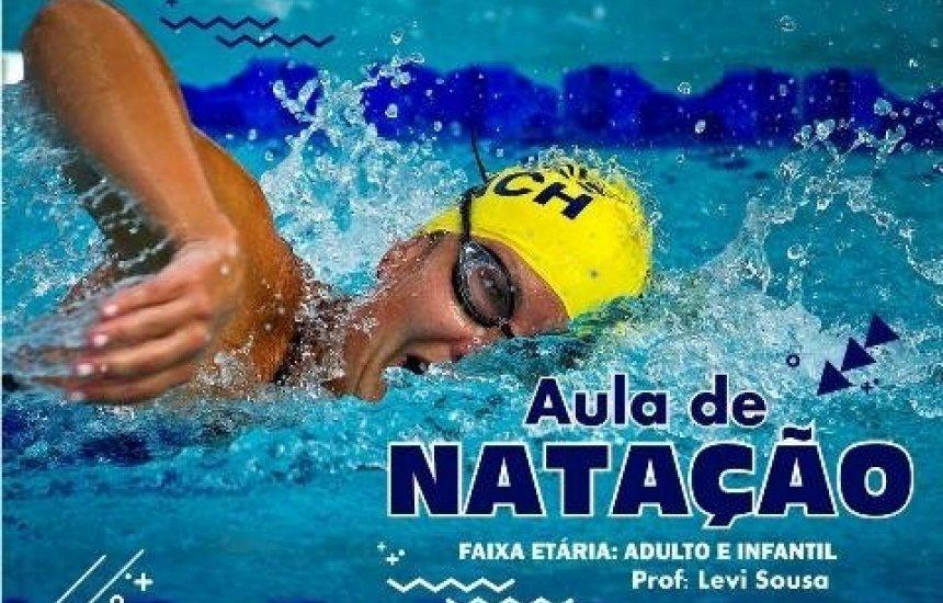 [Inscrições para curso de natação da Cidade do Saber começam na próxima semana]