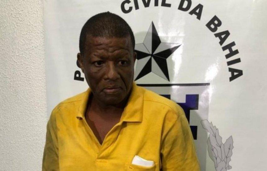 Homem é preso por tentativa de feminicídio em Salvador