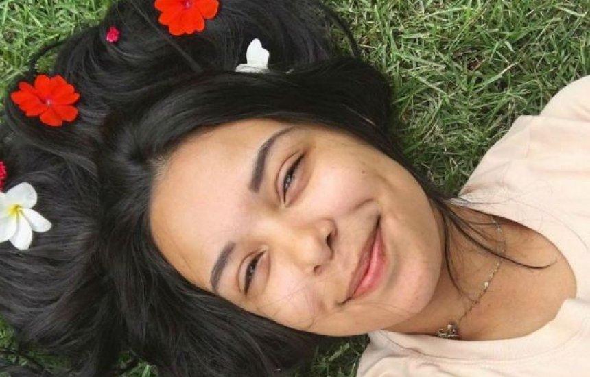 [Estudantes da FAMEC realizam ato em defesa de Eva Luana]