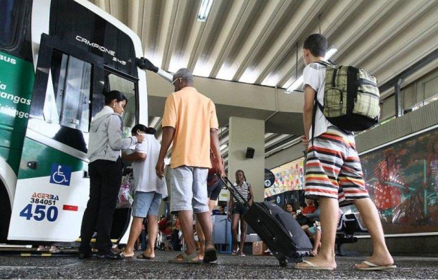 [Nova rodoviária receberá 39 mil passageiros por dia; licitação sai em 60 dias]