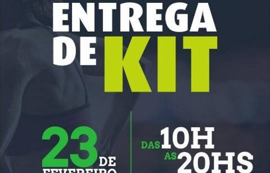 [Kit do Circuito Let´s Go Run será entregue no Boulevard Shopping Camaçari]