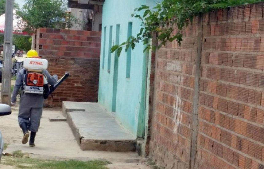[Bahia emite alerta sobre aumento de 301% nos casos de Dengue em 2019]