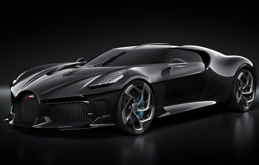 [Bugatti de R$ 47 milhões é o carro novo mais caro de todos os tempos]