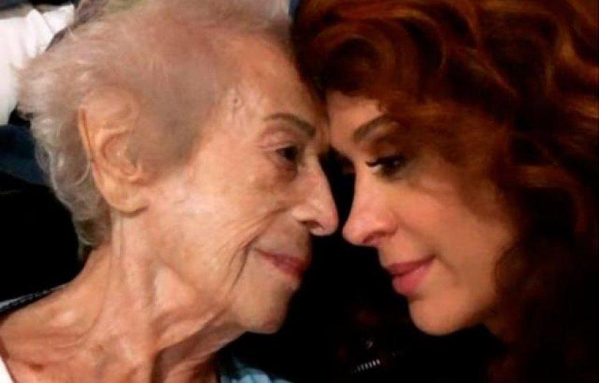 [Mãe da atriz Cláudia Raia morre aos 95 anos]