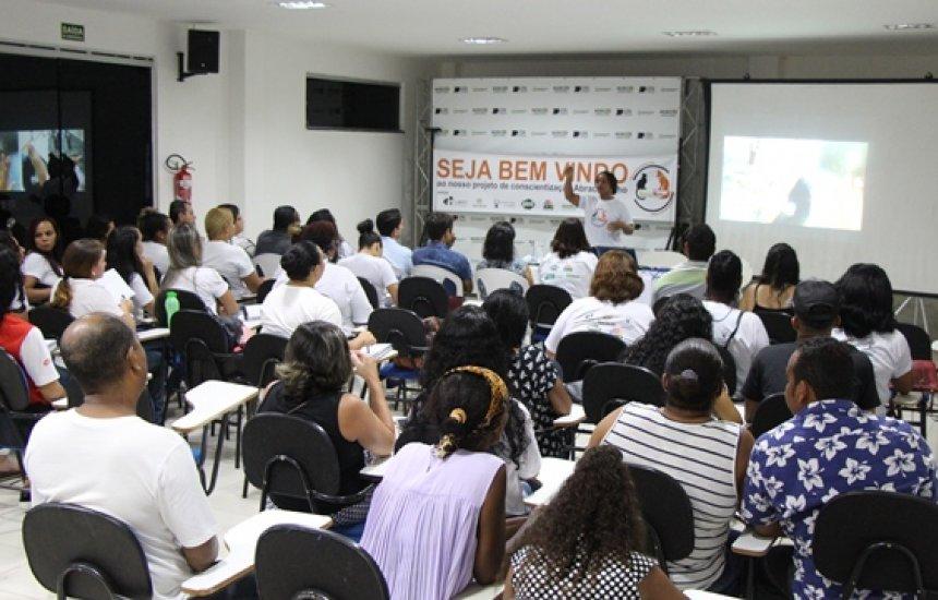 Projeto Abrace Bicho é apresentado a protetores de animais e sociedade civil