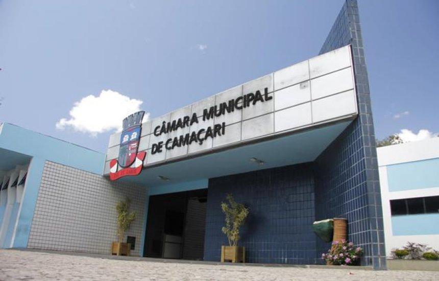 Câmara Municipal de Camaçari completa 71 anos
