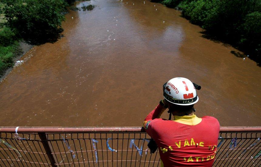 [Mais três barragens da Vale têm nível de alerta elevado em Minas Gerais]