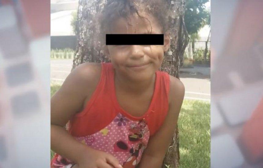 Menina de 8 anos é encontrada após ser degolada pelo primo C