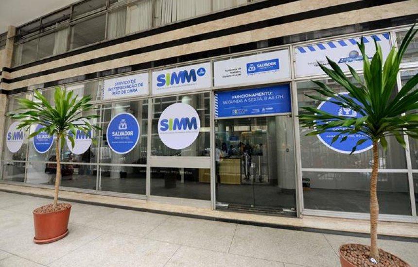 [SIMM oferece cinco vagas para fiscal de loja na terça-feira (23)]