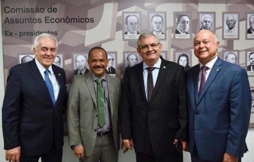 [Comissão do Senado aprova empréstimo de R$ 100 milhões para Camaçari]