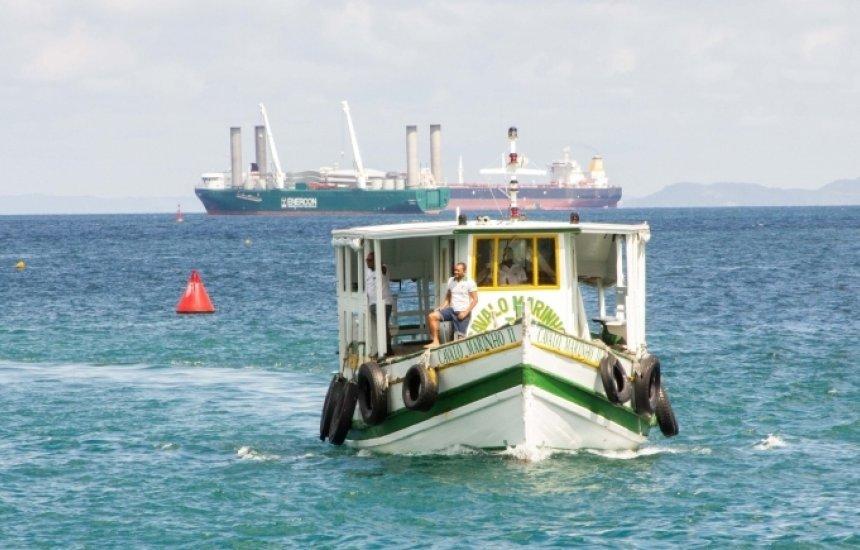 [Travessia Salvador-Mar Grande tem embarque tranquilo e faz parada a partir das 9]