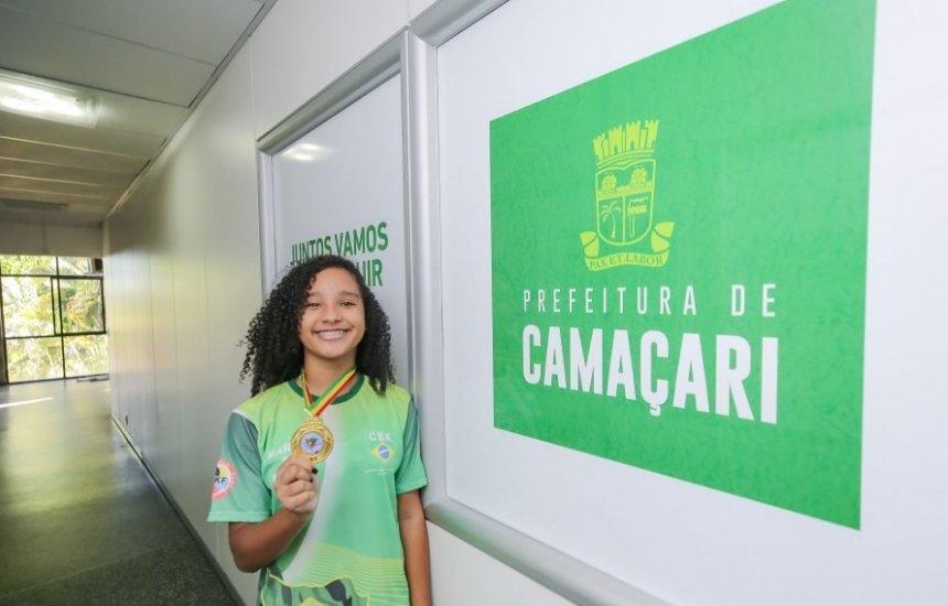 [Jovem atleta de Camaçari conquista Sul-Americano na Bolívia]