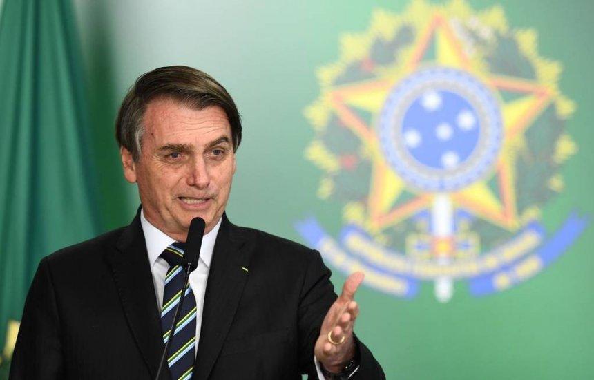 [Bolsonaro assina decreto que muda regras sobre uso de armas]