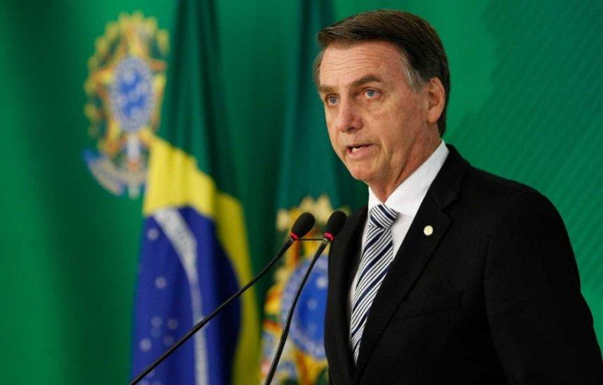[Bolsonaro inclui políticos e caminhoneiros em decreto sobre uso de armas]