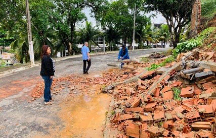 [Chuva deixa desabrigados e prefeitura decreta situação de emergência em cidade]