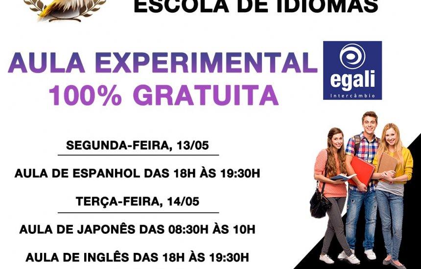 [Multiplus Escola de Idiomas: Aula Experimental 100% Gratuita. Confira!]