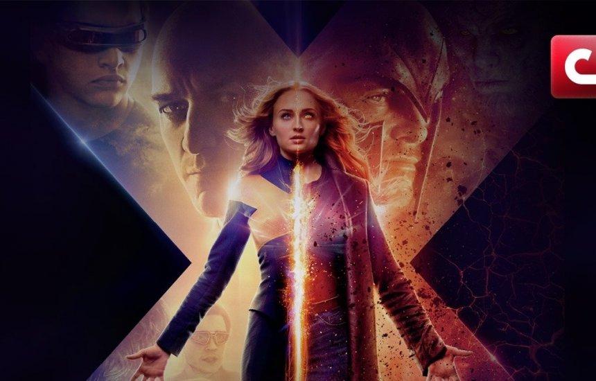 [Cinemark abre pré-venda de 'X-Men: Fênix Negra']