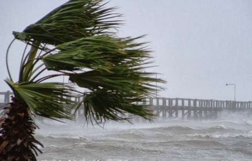 [Vento pode chegar a 74 km/h no sul da Bahia até domingo, alerta Marinha]