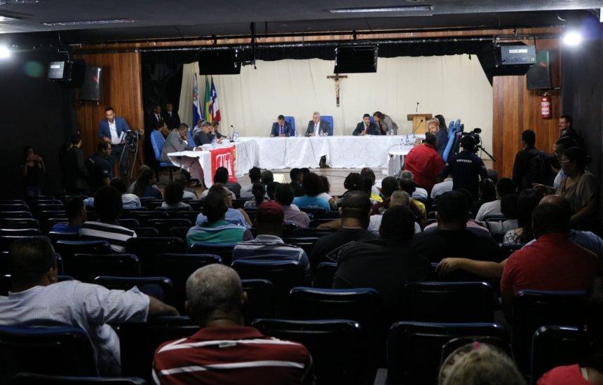 [Camaçari: vereadores discutem realidade do trabalhador brasileiro em audiência]