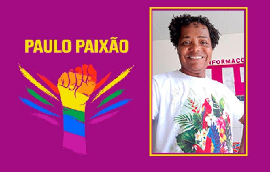 [Presidente do Grupo Gay de Camaçari fala sobre homofobia]