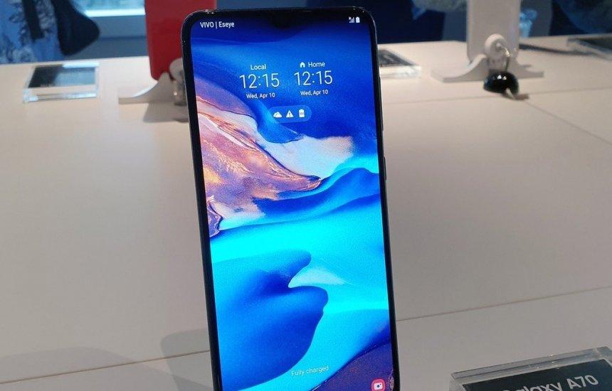 [Galaxy A70 tem preço sugerido de R$ 2.499 no Brasil, revela Samsung]