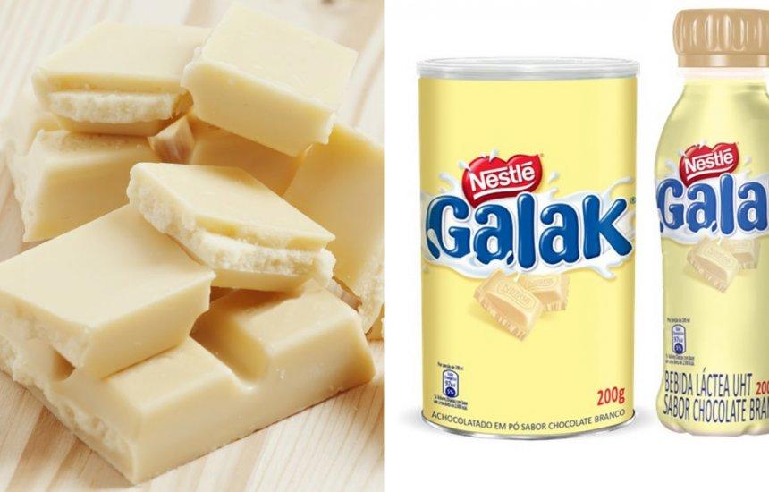 [Galak agora é achocolatado em pó tipo Nescau e será vendido por tempo limitado]