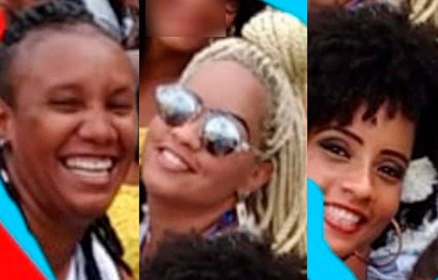 [Suspeito de matar irmãs gêmeas e mais uma mulher se apresenta à polícia]