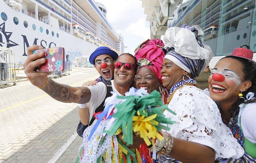 [Congresso reúne guias de turismo de todo o país na Bahia]