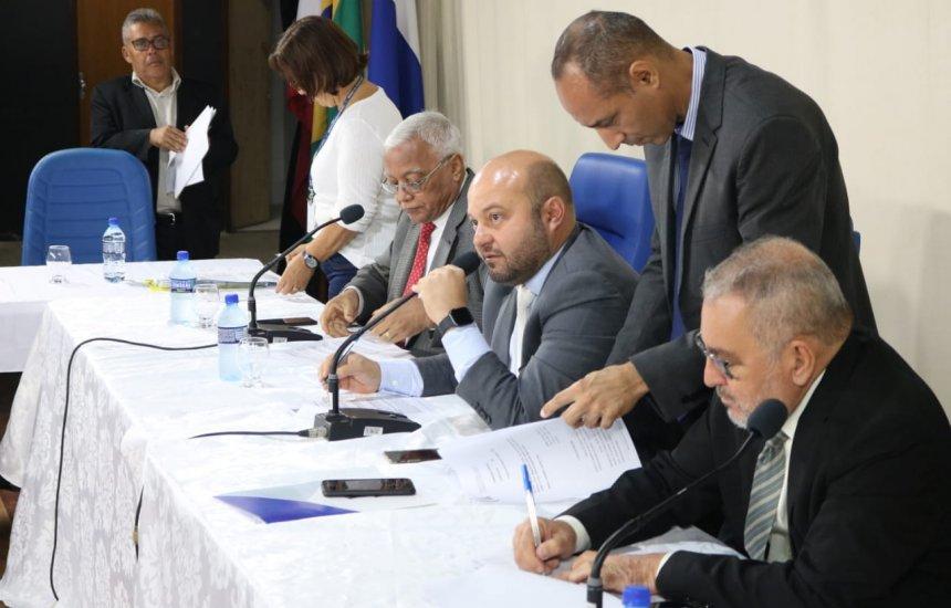 [Vereadores solicitam melhorias nas áreas de infraestrutura, segurança e turismo]