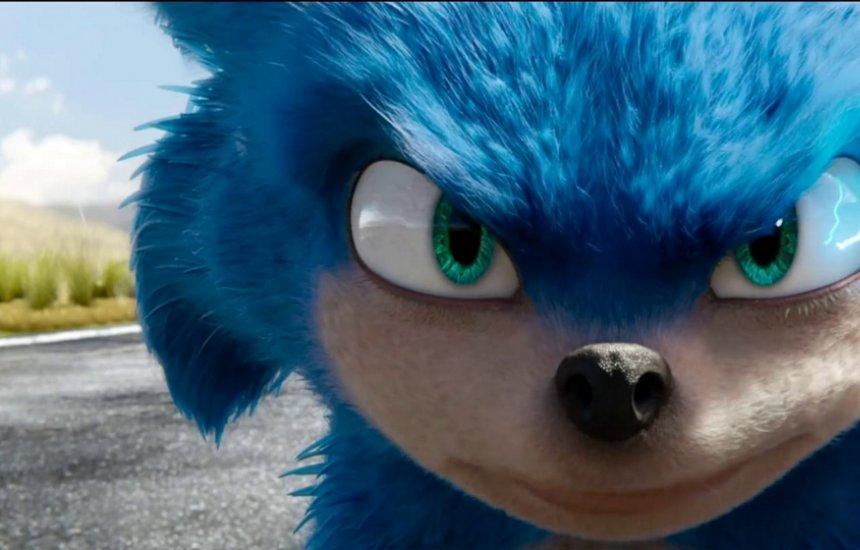 """[Filme do Sonic tem estreia adiada em três meses para """"consertar"""" o protagonista]"""
