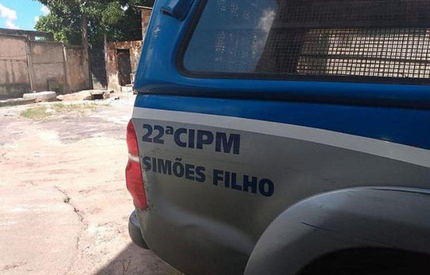 [Suspeito de liderar tráfico é executado dentro de casa em Simões Filho]