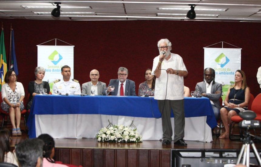 [Bahia adere a campanha da ONU durante Semana do Meio Ambiente]