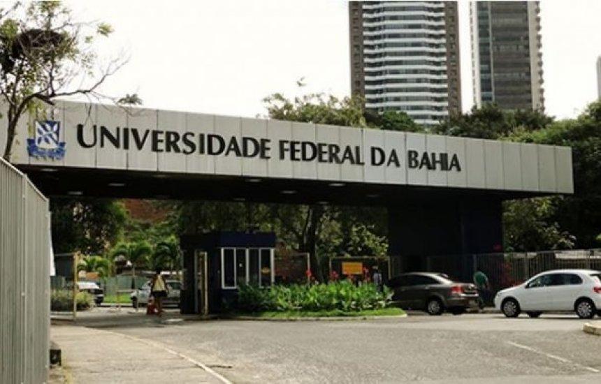 [UFBA está com inscrições abertas para concurso público; salário de até R$ 9.600]