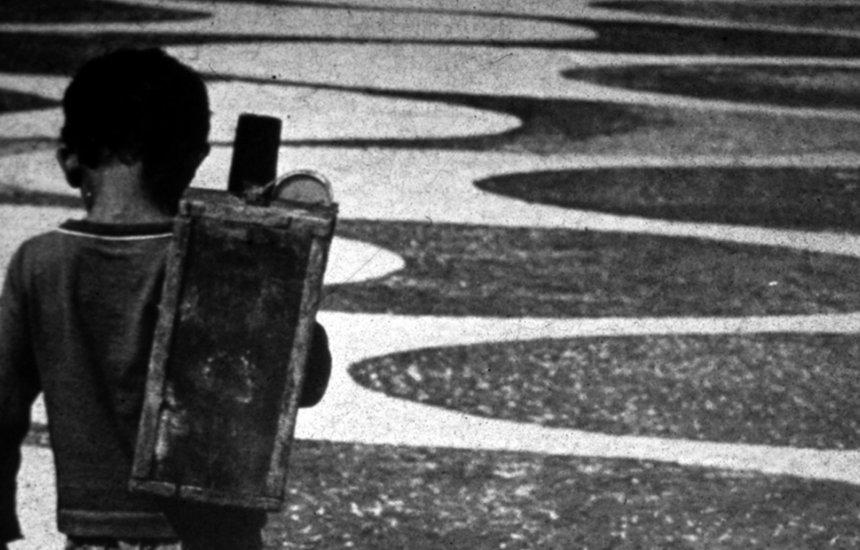 [CLN faz campanha contra o trabalho infantil]