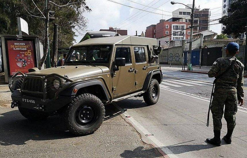 [Fábrica de veículos militares vai se instalar em Camaçari]