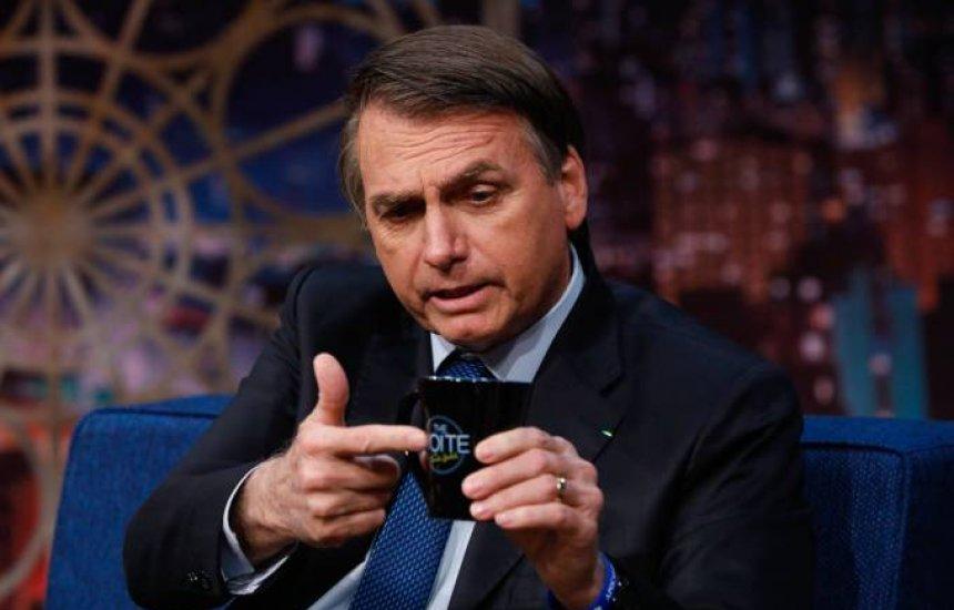 """[Bolsonaro já estuda """"plano b"""" após Senado derrubar decreto]"""