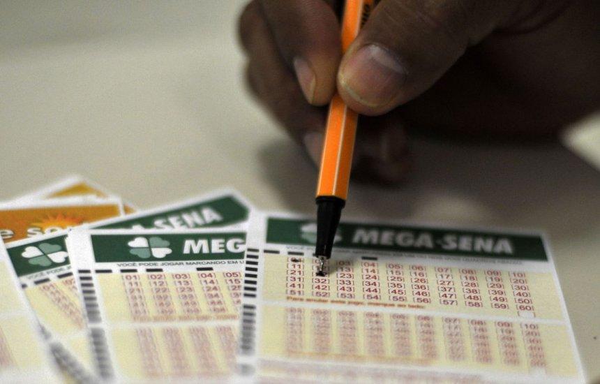 [Mega-Sena sorteia nesta quarta-feira prêmio de R$ 125 milhões]