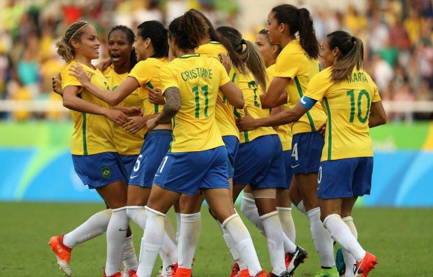 [Brasil enfrenta França nas oitavas de final do Mundial Feminino]