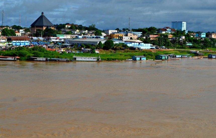 [Seis pessoas desaparecem após barco naufragar em rio no Amazonas]