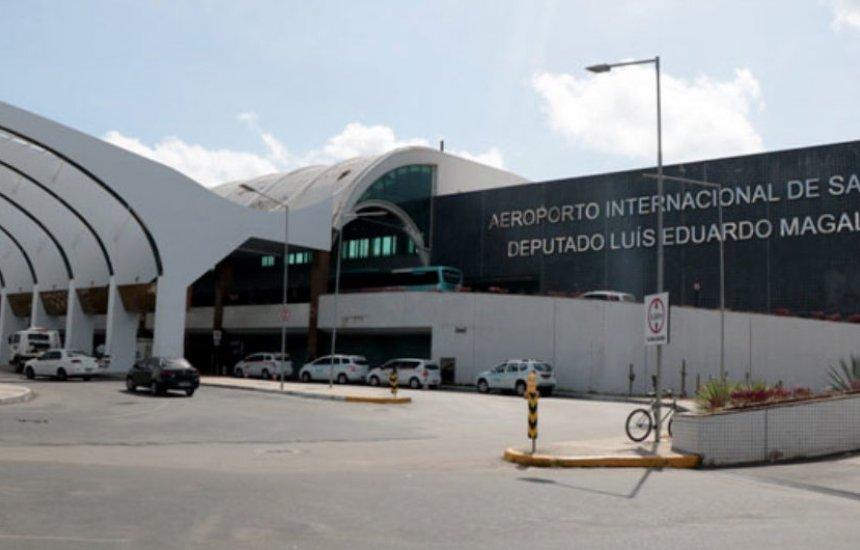 [Pista principal do aeroporto de Salvador é fechada novamente]