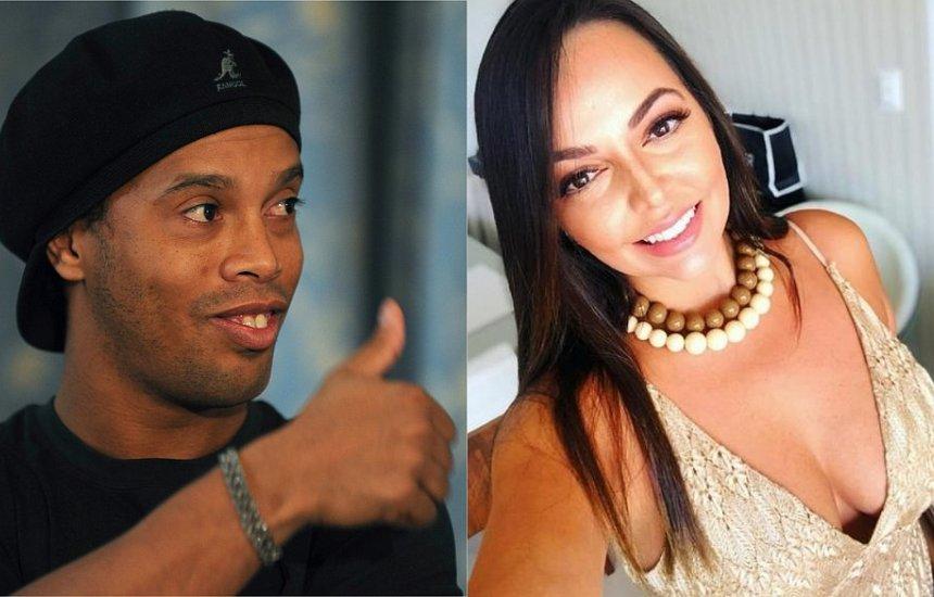[Ex de Ronaldinho denuncia agressão: 'Me arrependo de não ter chamado a polícia']