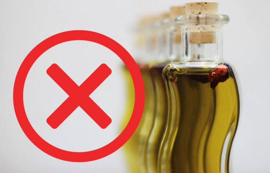 [Ministério da Agricultura proíbe venda de 6 marcas de azeite fraudados]