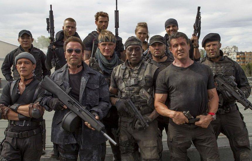 [Pela 4ª vez: Sylvester Stallone confirma produção da sequência de Os Mercenários]