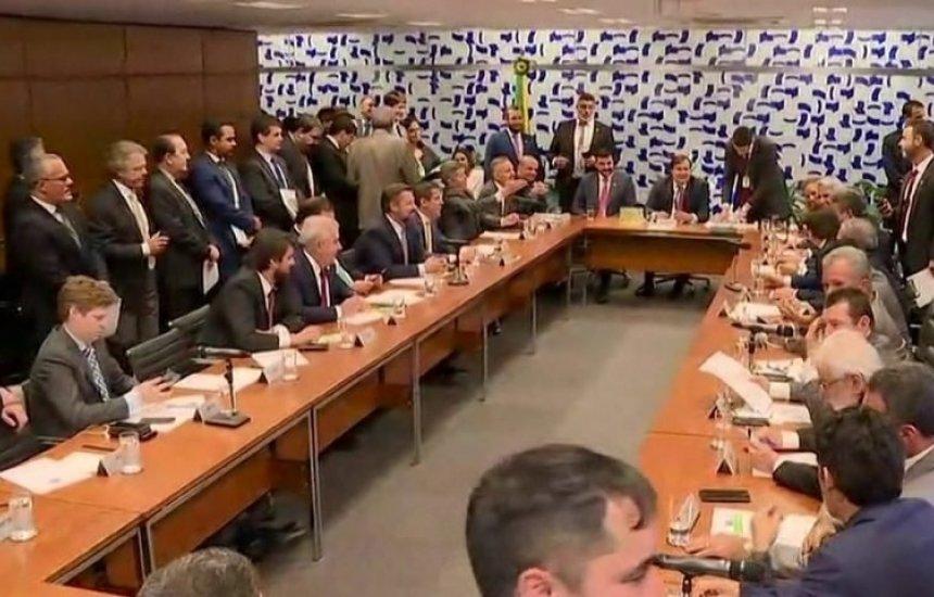[Oposição nega acordo com siglas pró-reforma e obstruirá votação da Previdência]