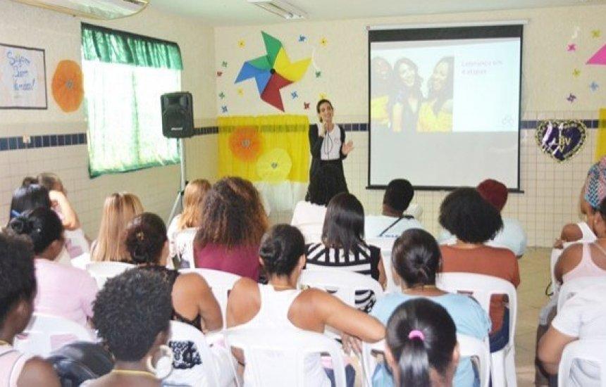 [LBV e Instituto Rede Mulher Empreendedora promovem curso de capacitação]