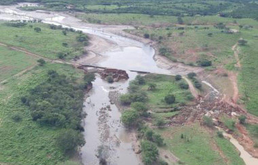 [MP vai apurar suposta omissão do governo da Bahia no rompimento de barragens]