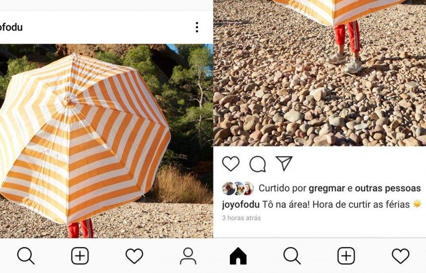 [Instagram começa testes no Brasil para ocultar nº de curtidas]