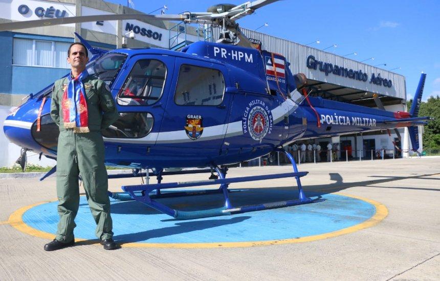 Graer ganha novos comandante de aeronave e operadores aerotáticos