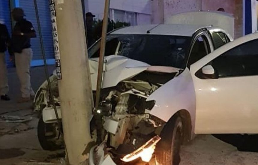 Ladrões que roubaram mais de 20 carros morrem após perseguição policial