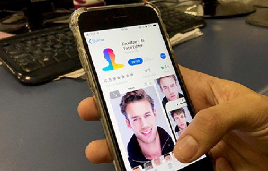 [Aplicativo FaceApp pode abrir porta para abusos com dados dos usuários]